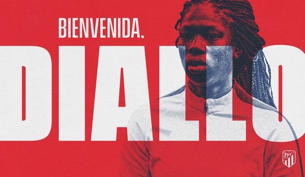 Diallo Atlético de Madrid