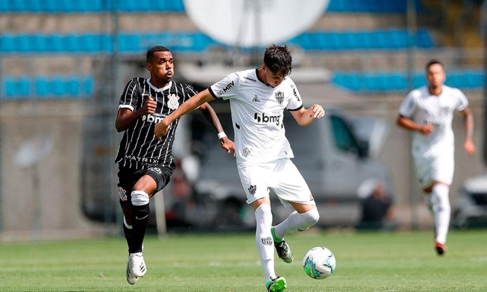 Brasileiro sub-20 Atlético-MG Corinthians