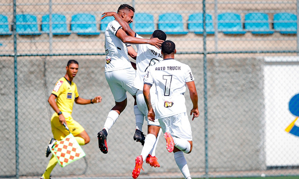 Atlético-MG Corinthians Campeonato Brasileiro Sub-20