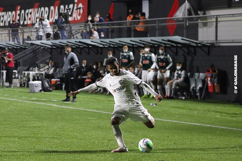 Atlético-MG vence o Athletico nos pênaltis e conquista o Brasileiro sub-20