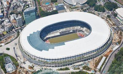 Estádio Olímpico Tóquio-2020