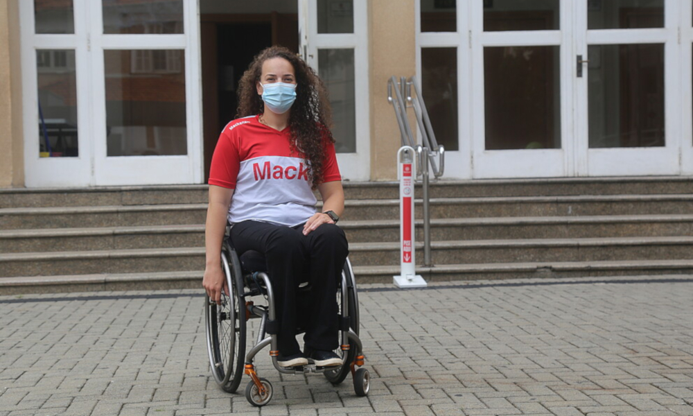 A ciclista Jady Malavazzi adaptou seus treinamentos por causa da pandemia do coronavírus (Dago Nogueira//NTAI)