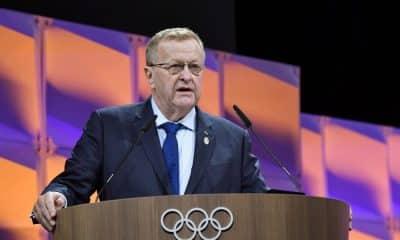 John Coates COI olimpíada de tóquio