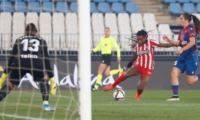 Ludmila - Atlético de Madrid - Supercopa da Espanha