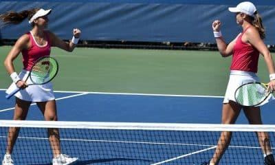 Luisa Stefani e Haley Carter WTA de Abu Dhabi