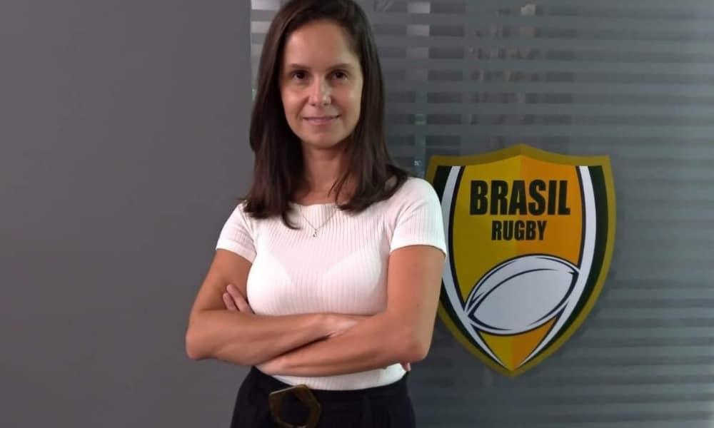 Mariana Miné - Rúgbi - CBRu