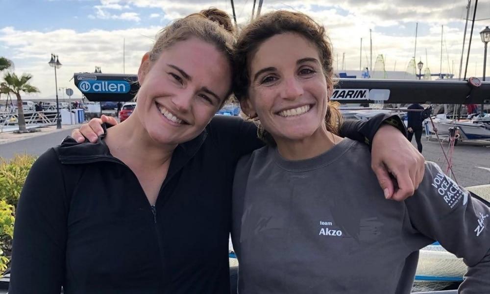 Kahena Kunze - vela - 49er FX - Jogos Olímpicos de Tóquio 2020 - Martine Grael