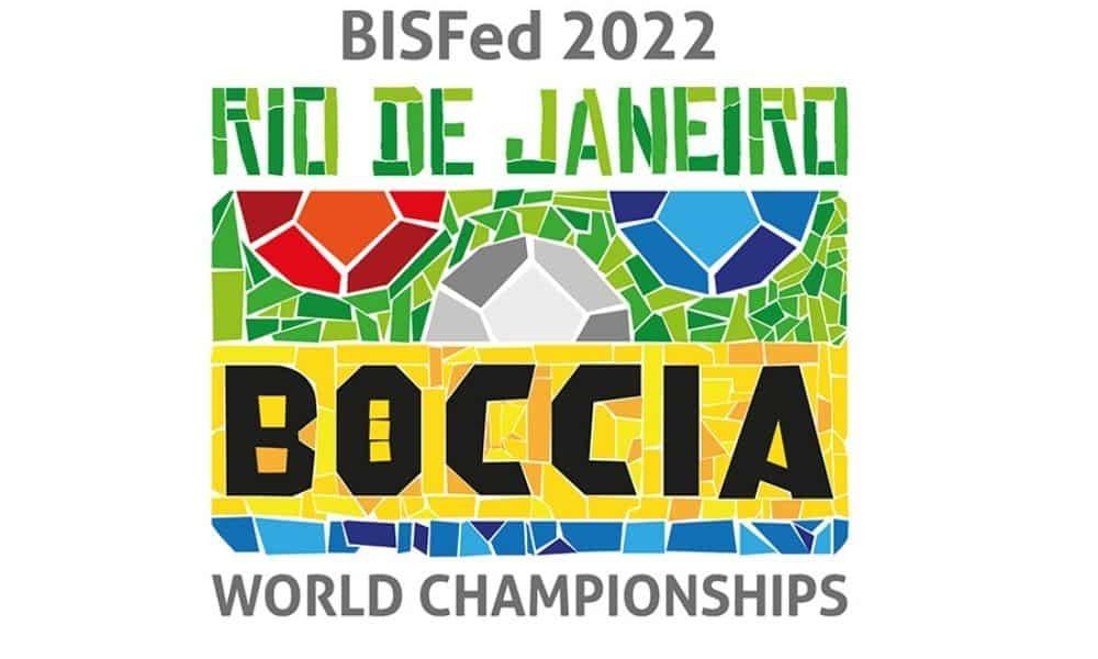 Mundial de bocha 2022 será no Rio de Janeiro
