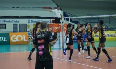 Dentil/Praia Clube São Paulo/Barueri Copa Brasil de vôlei feminino 2021