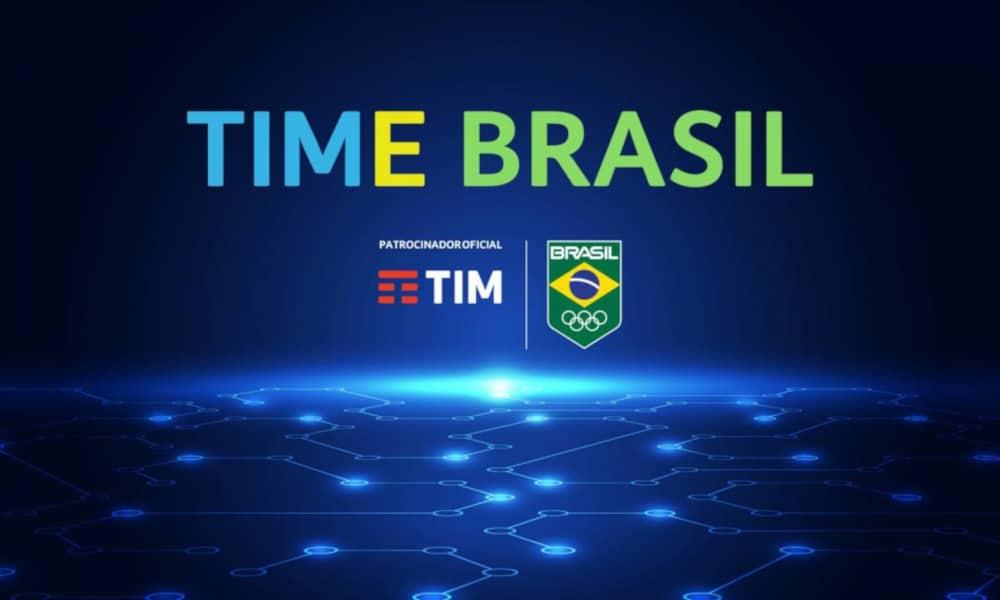 O COB fechou parceria com a TIM para a temporada de 2021(Divulgação)