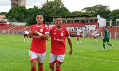 Vila Nova vence Fluminense pelo Brasileiro de Aspirantes