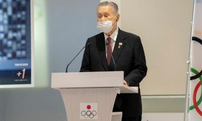 Tóquio 2020 - Coronavírus