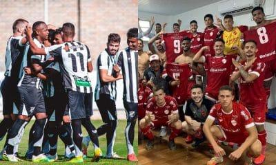 Ceará Vila Nova final Brasileiro de Aspirantes