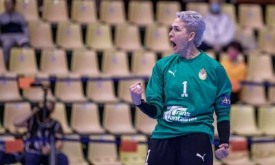 Chana Masson CSKA Moscou Rússia Champions League handebol feminino