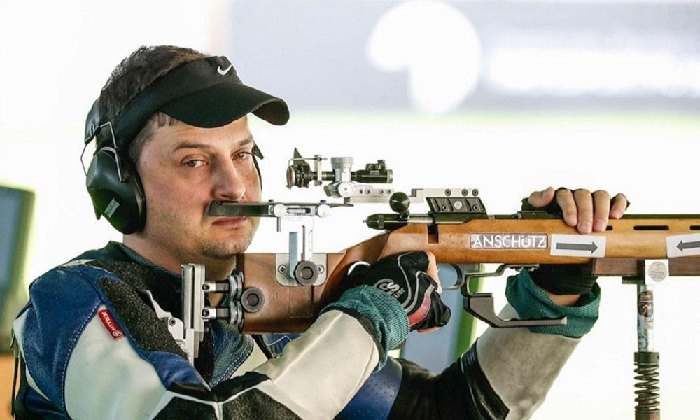 tiro esportivo Alexandre Galgani