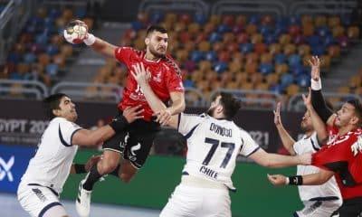 Mundial de handebol Egito Chile