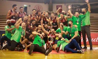 Olivinha Flamengo São Paulo final Copa Super 8 basquete masculino campeão