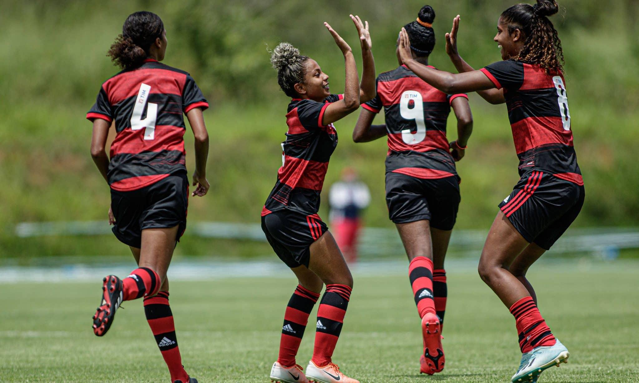 Assista ao vivo: Flamengo x Fluminense - Carioca feminino de futebol América