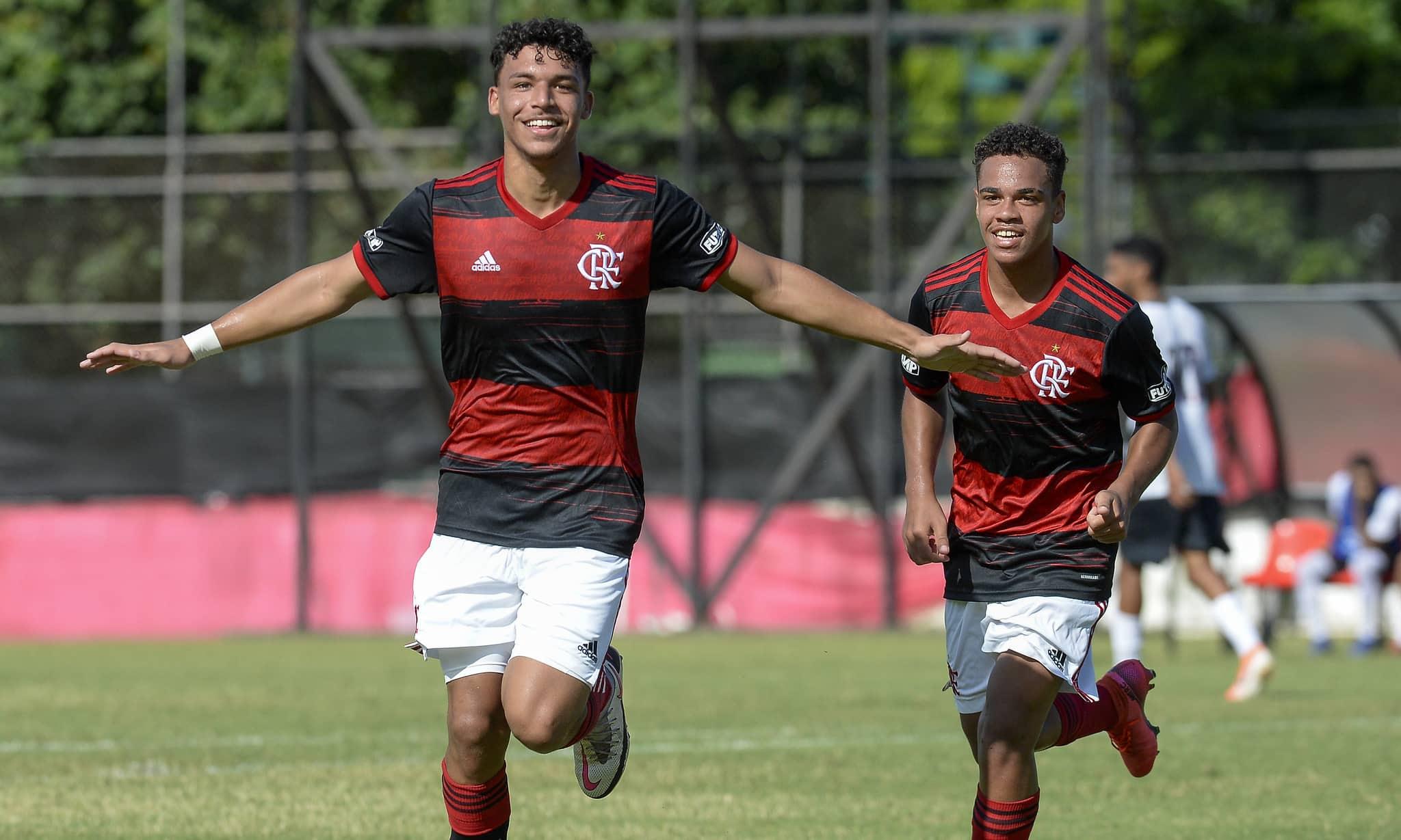 Flamengo Sport Copa do Brasil Sub-17