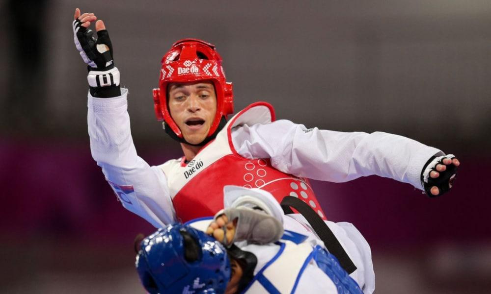 Ícaro Silva é um dos atletas garantidos nos Jogos Olímpicos de Tóquio (Abelardo Mendes Jr/rededoesporte.gov.br)