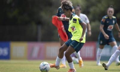Ingryd seleção feminina futebol