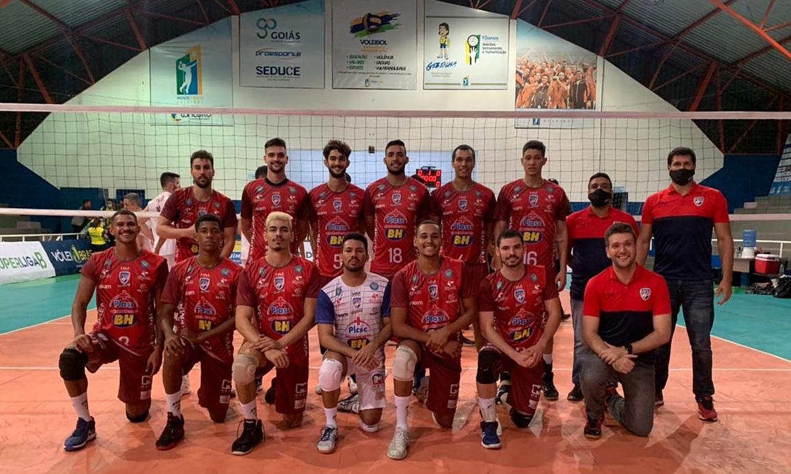 JF Vôlei Superliga B masculina Brasília Vôlei vôlei masculino