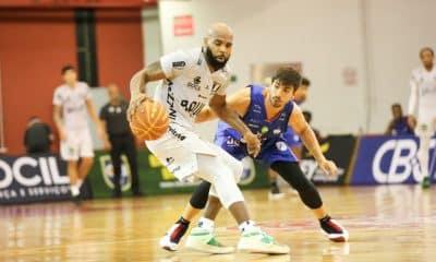 Larry Taylor Bauru Basket NBB Unifacisa Basquete