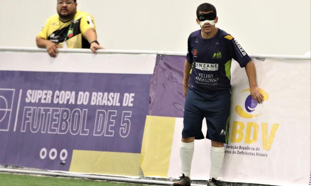 Léo é o novo reforço do Cedemac-MA e foi um dos goleadores do Maestro em 2019 (CBDV/Divulgação)