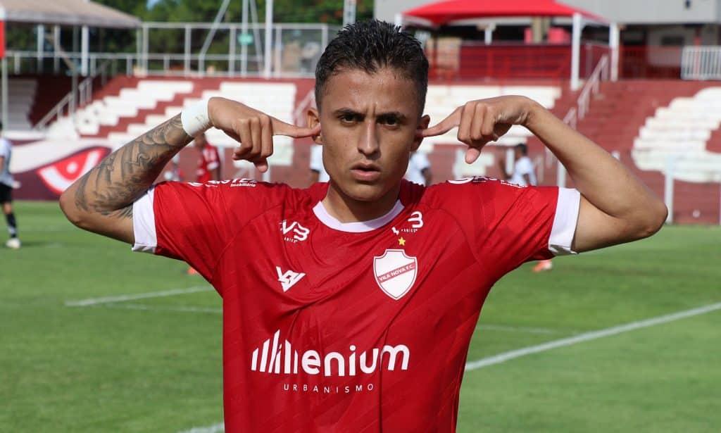 Matheus Porto Vila Nova final do Brasileiro de Aspirantes Ceará