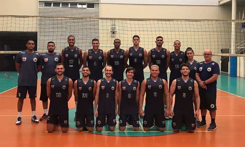 Niterói Vôlei Clube vôlei superliga b masculina de vôlei