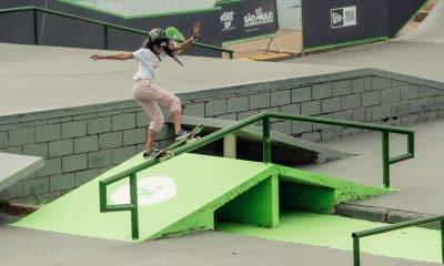 Rayssa Leal Fadinha STU National circuito brasileiro de skate Criciúma