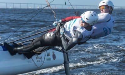 Os velejadores Samuel Albercht e Gabriela Nicolino, que garantiram vaga para o Brasil nos Jogos Olímpicos de Tóquio, em 2021, no Campeonato Mundial de Vela de 2018, já definiram seus planos para o principal evento. A dupla da classe Nacra se classificou com o quinto lugar na regata da medalha da competição realizada em Aarhus, na Dinamarca.