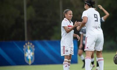 São Paulo Campeonato Brasileiro feminino Sub-18 Corinthians futebol feminino