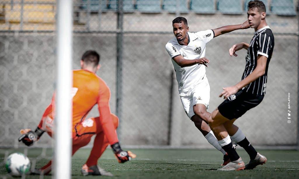 Atlético-MG Corinthians Campeonato Brasileiro Sub-20 Talison