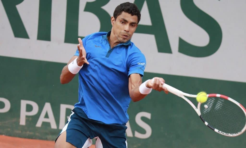 Thiago Monteiro tênis Roland Garros Delray Beach top 50 - Jogos Olímpicos de Tóquio 2020 - Olimpíada - tênis torneio de simples