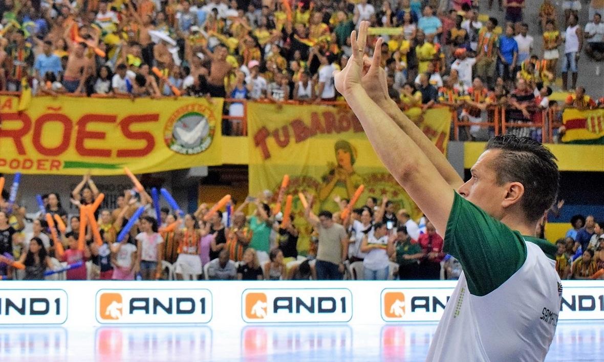 Virgil Lopez Sampaio basquete LBF basquete feminino