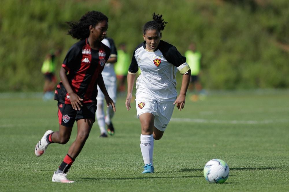 Santos Atlético-MG Brasileiro sub-18 feminino