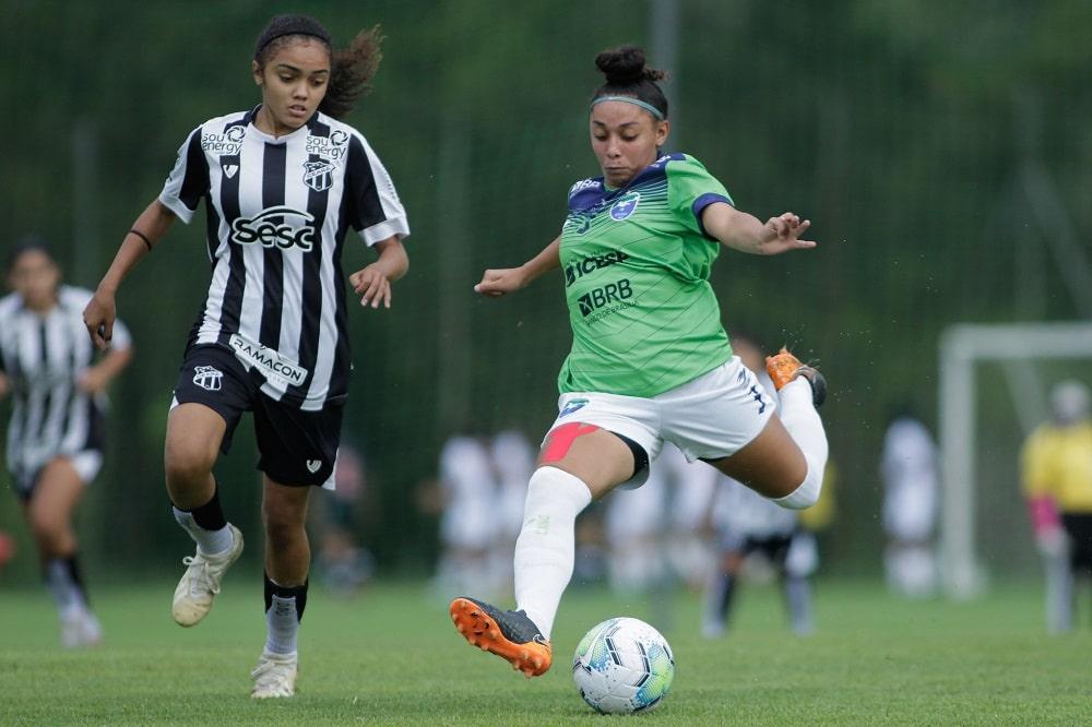 Ferroviária Vasco Campeonato Brasileiro feminino sub-18