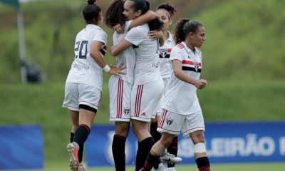 São Paulo São Paulo bate o Avaí e se garante na semi do Brasileiro feminino sub-18