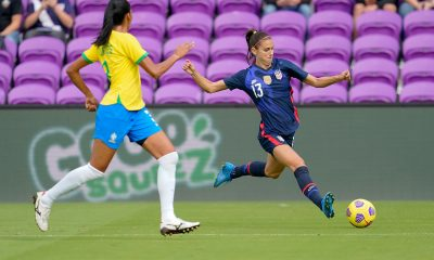 Brasil x EUA - Torneio She Belivies