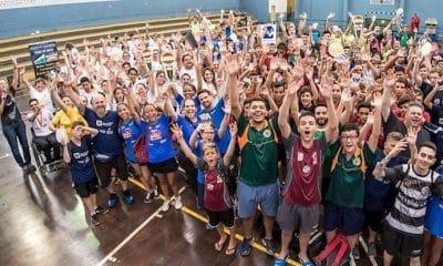 Atletas participantes das Ligas estarão integrados ao sistema nacional. Foto de Arquivo: Liga Paulista