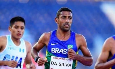 Daniel Chaves será um dos atletas do Brasil que. disputará a maratona masculina nos Jogos Olímpicos de Tóquio 2020