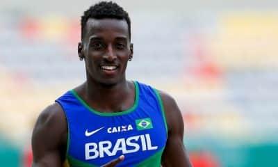 Gabriel Constantino 110 metros com barreiras
