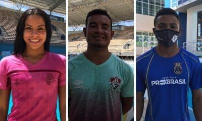 Ingrid Oliveira, Ian Matos e Isaac Souza alcançam índice A