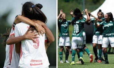 Internacional Palmeiras Grupo A Brasileiro Sub-18 de futebol feminino