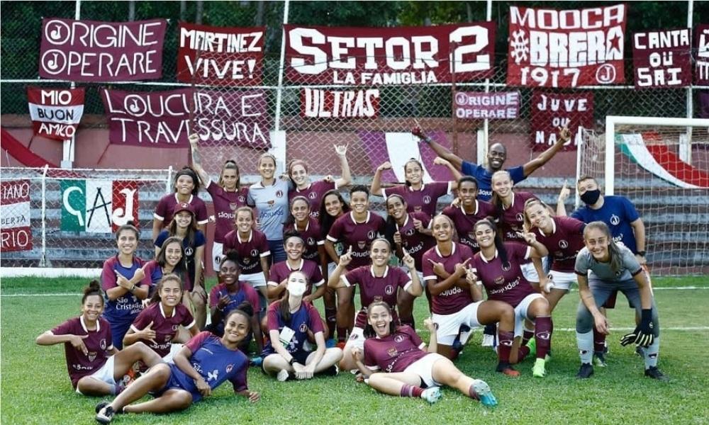 Time feminino Juventus