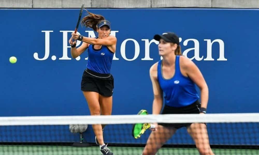Luisa Stefani e Hayley Carter WTA 500 de Adelaide