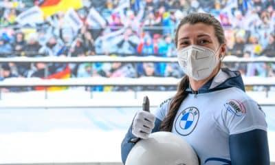 Nicole Silveira conquistou o melhor resultado do Brasil no Mundial de Skeleton