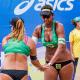Rebecca e Ana Patrícia Sétima etapa do Circuito Brasileiro de vôlei de praia