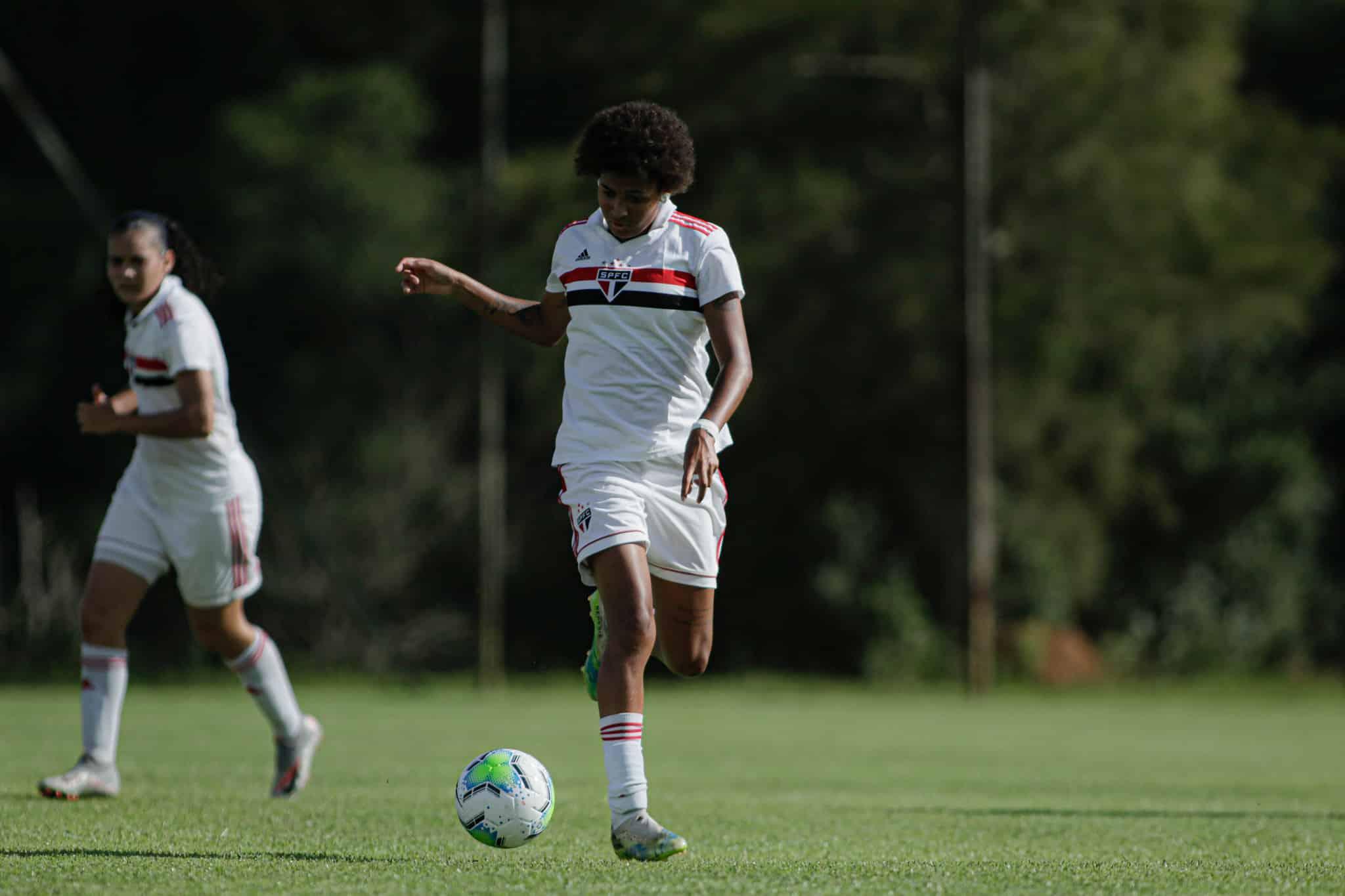 São Paulo Fluminense Grêmio Corinthians Grupo B Brasileiro Sub-18 futebol feminino